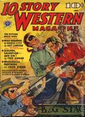 10 Story Western Magazine (1936-1954 Popular) Pulp Vol. 18 #4