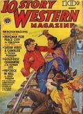 10 Story Western Magazine (1936-1954 Popular) Pulp Vol. 19 #1