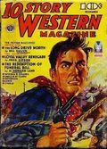 10 Story Western Magazine (1936-1954 Popular) Pulp Vol. 20 #1