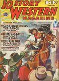 10 Story Western Magazine (1936-1954 Popular) Pulp Vol. 20 #3