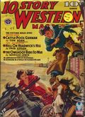 10 Story Western Magazine (1936-1954 Popular) Pulp Vol. 20 #4