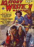10 Story Western Magazine (1936-1954 Popular) Pulp Vol. 21 #2
