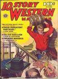 10 Story Western Magazine (1936-1954 Popular) Pulp Vol. 22 #3