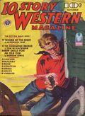 10 Story Western Magazine (1936-1954 Popular) Pulp Vol. 22 #4