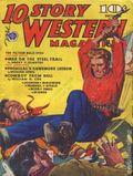 10 Story Western Magazine (1936-1954 Popular) Pulp Vol. 23 #1