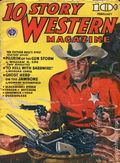 10 Story Western Magazine (1936-1954 Popular) Pulp Vol. 23 #3