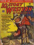 10 Story Western Magazine (1936-1954 Popular) Pulp Vol. 23 #4