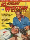 10 Story Western Magazine (1936-1954 Popular) Vol. 24 #1