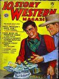 10 Story Western Magazine (1936-1954 Popular) Pulp Vol. 24 #4