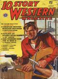 10 Story Western Magazine (1936-1954 Popular) Pulp Vol. 25 #1