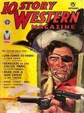 10 Story Western Magazine (1936-1954 Popular) Pulp Vol. 25 #2