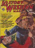10 Story Western Magazine (1936-1954 Popular) Pulp Vol. 26 #1