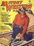 10 Story Western Magazine (1936-1954 Popular) Pulp Vol. 26 #2