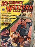 10 Story Western Magazine (1936-1954 Popular) Pulp Vol. 26 #3