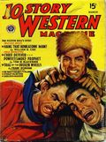 10 Story Western Magazine (1936-1954 Popular) Pulp Vol. 26 #4