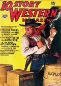 10 Story Western Magazine (1936-1954 Popular) Pulp Vol. 27 #1