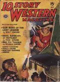 10 Story Western Magazine (1936-1954 Popular) Pulp Vol. 27 #2