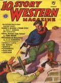 10 Story Western Magazine (1936-1954 Popular) Pulp Vol. 28 #1