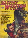 10 Story Western Magazine (1936-1954 Popular) Pulp Vol. 28 #2