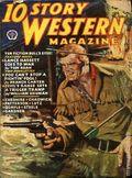 10 Story Western Magazine (1936-1954 Popular) Pulp Vol. 28 #3