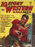 10 Story Western Magazine (1936-1954 Popular) Pulp Vol. 28 #4
