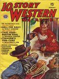 10 Story Western Magazine (1936-1954 Popular) Pulp Vol. 29 #2