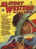 10 Story Western Magazine (1936-1954 Popular) Pulp Vol. 29 #3