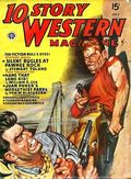 10 Story Western Magazine (1936-1954 Popular) Pulp Vol. 30 #4