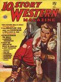 10 Story Western Magazine (1936-1954 Popular) Pulp Vol. 32 #1