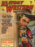 10 Story Western Magazine (1936-1954 Popular) Pulp Vol. 32 #3