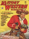 10 Story Western Magazine (1936-1954 Popular) Vol. 33 #1