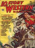 10 Story Western Magazine (1936-1954 Popular) Pulp Vol. 34 #1