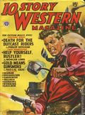 10 Story Western Magazine (1936-1954 Popular) Pulp Vol. 34 #2