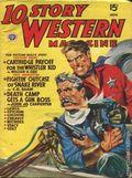 10 Story Western Magazine (1936-1954 Popular) Pulp Vol. 34 #4