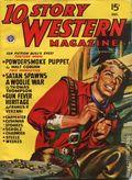 10 Story Western Magazine (1936-1954 Popular) Pulp Vol. 35 #1