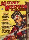 10 Story Western Magazine (1936-1954 Popular) Pulp Vol. 35 #2