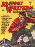10 Story Western Magazine (1936-1954 Popular) Pulp Vol. 35 #3