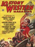10 Story Western Magazine (1936-1954 Popular) Pulp Vol. 36 #2