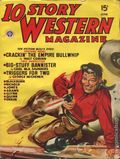 10 Story Western Magazine (1936-1954 Popular) Pulp Vol. 36 #3