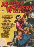 10 Story Western Magazine (1936-1954 Popular) Pulp Vol. 37 #2