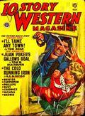 10 Story Western Magazine (1936-1954 Popular) Vol. 37 #4