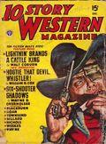 10 Story Western Magazine (1936-1954 Popular) Pulp Vol. 38 #1