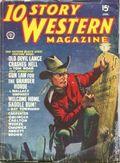 10 Story Western Magazine (1936-1954 Popular) Pulp Vol. 38 #2