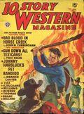 10 Story Western Magazine (1936-1954 Popular) Pulp Vol. 38 #3