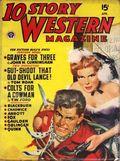 10 Story Western Magazine (1936-1954 Popular) Pulp Vol. 39 #1