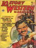 10 Story Western Magazine (1936-1954 Popular) Pulp Vol. 39 #2