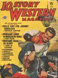 10 Story Western Magazine (1936-1954 Popular) Pulp Vol. 40 #1