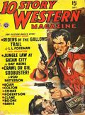 10 Story Western Magazine (1936-1954 Popular) Pulp Vol. 40 #2