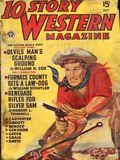 10 Story Western Magazine (1936-1954 Popular) Pulp Vol. 40 #3