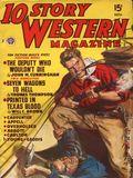 10 Story Western Magazine (1936-1954 Popular) Pulp Vol. 40 #4